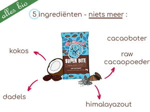 Choco Paleo Energiereep 😍 So Smeuïg