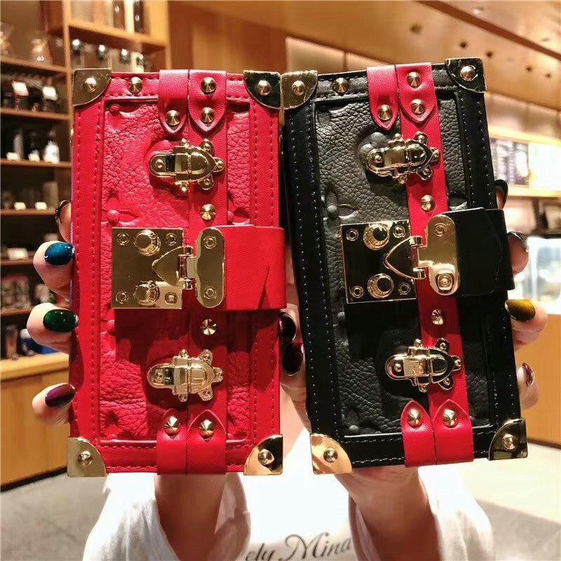 Petite Lock Box iPhone Case
