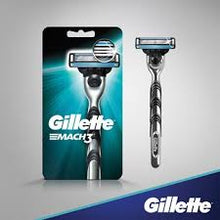 Load image into Gallery viewer, 4pcs/lot 5 Layers Razor Blades Compatible for Gillette Fusion or Mach 3