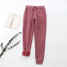 Load image into Gallery viewer, Women's Autumn/Winter Thick Sweatpants