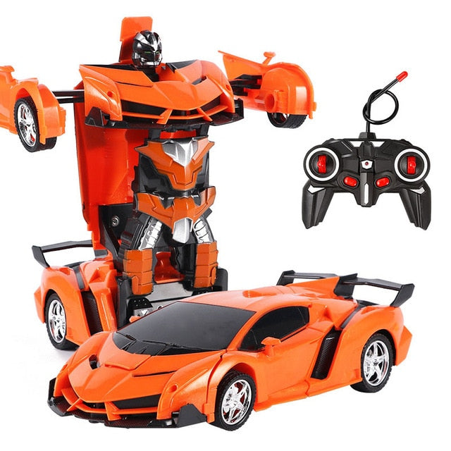 26 Styles RC Car Transformation Robots