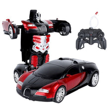 Load image into Gallery viewer, 26 Styles RC Car Transformation Robots