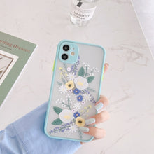 Load image into Gallery viewer, Luxury 3D Relief Flower Case For iPhones