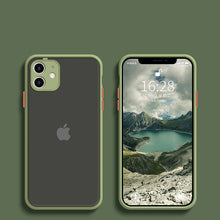 Load image into Gallery viewer, Shockproof Phone Case Back Cover For iPhone