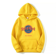 "Load image into Gallery viewer, ""Hard Rock"" Printed Sweatshirts Hoodies"