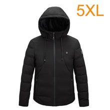 Load image into Gallery viewer, Men's Cotton USB Heated Jacket Vests