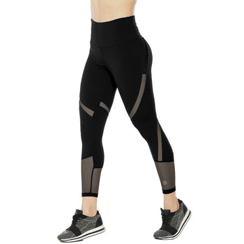 Combined Leggings Black