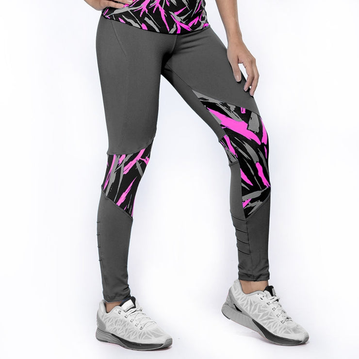 Supplex Leggings Gray