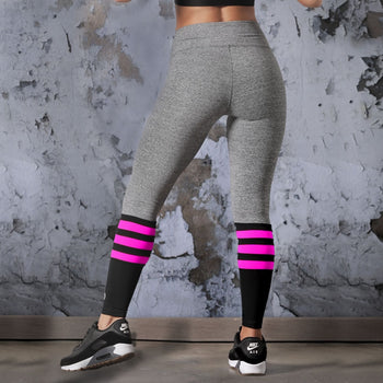 Supplex Jaspy Leggings Fucshia