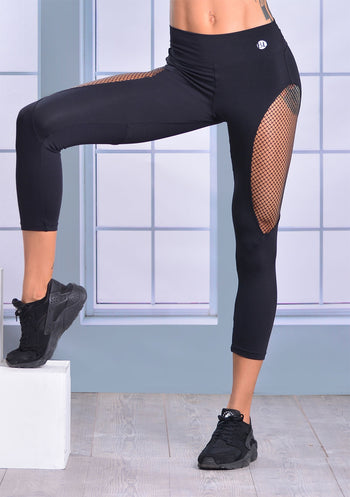 Leggings with Mesh 2233