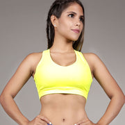 Sports Bra Yellow