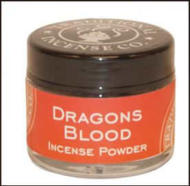 Dragon's Blood - Traditional 100% Natural Incense Powder 20gm