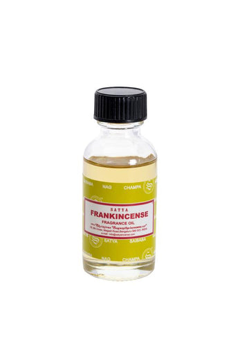 Satya Frankincense Fragrance Oil