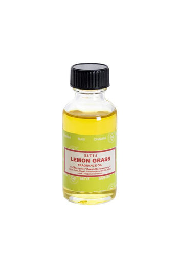 Satya Lemon Grass Fragrance Oil