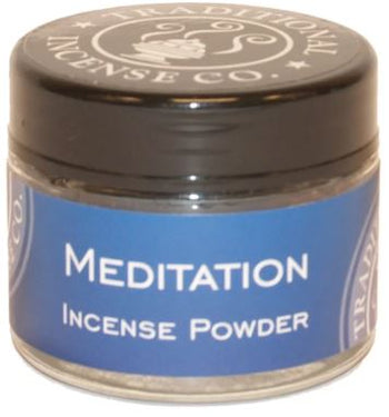 Meditation - Traditional 100% Natural Incense Powder 20gm