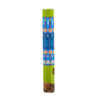 Chakra Flower Musk Incense Sticks