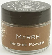 Myrrh - Traditional 100% Natural Incense Powder 20gm