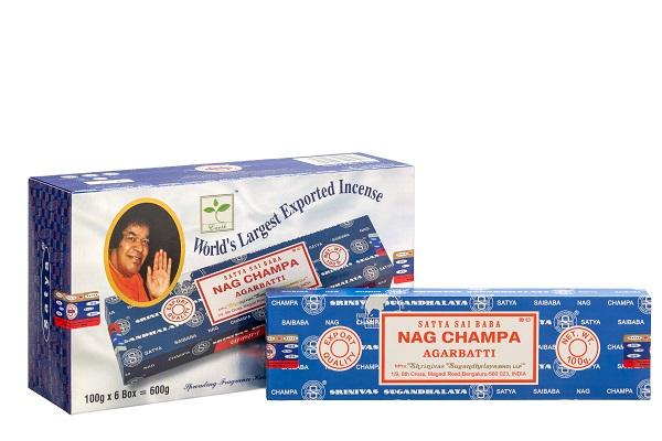 Satya Nagchampa Incense Sticks