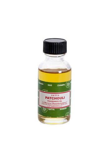 Satya Patchouli Fragrance Oil