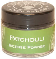 Patchouli - Traditional 100% Natural Incense Powder 20gm