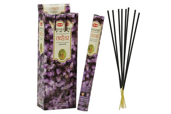 HEM Precious Lavender Hexa 6 Pack 120 Incense Sticks