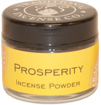 Prosperity - Traditional 100% Natural Incense Powder 20gm