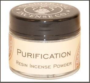 Purification - Traditional 100% Natural Incense Powder 20gm
