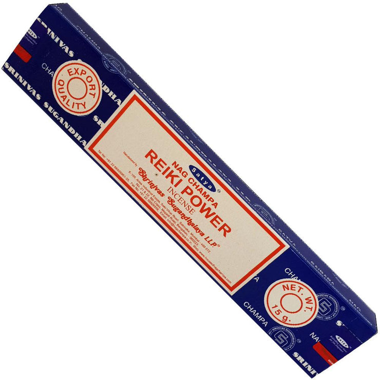 Satya Reiki Power Incense