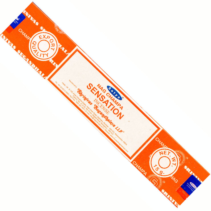 Satya Sensation Incense
