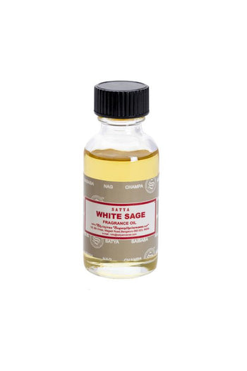 Satya White Sage Fragrance Oil