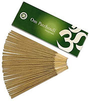 Patchouli - OM 100% Natural Incense