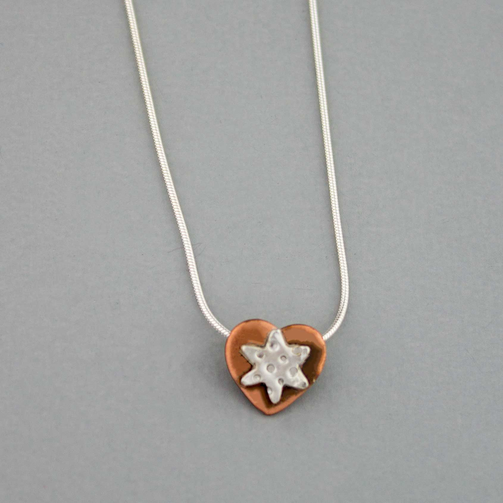 Heartburst - Necklace