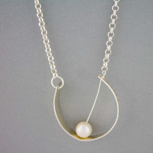Round in Round - Necklace