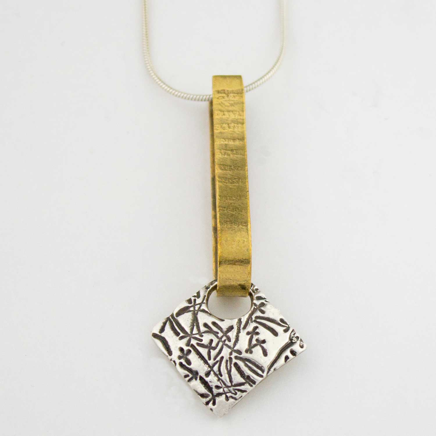 Tabbed - Necklace