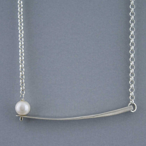 Rocker Pearl - Necklace
