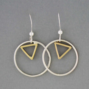 TriCircles - Earrings