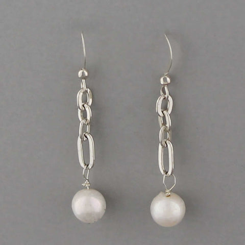 Drop Pearl - Earrings