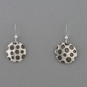 Waning Moon - Earrings