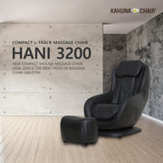 Kahuna Chair HANI-3200 Black