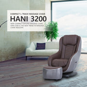 [OFFLINE EXCLUSIVE DEALS] Kahuna Chair HANI-3200 Brown