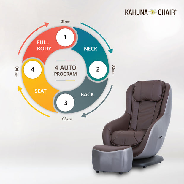 [Floor Model Sale] Kahuna Chair HANI-3200 Black