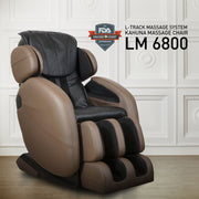 Kahuna Chair LM-6800 Brown