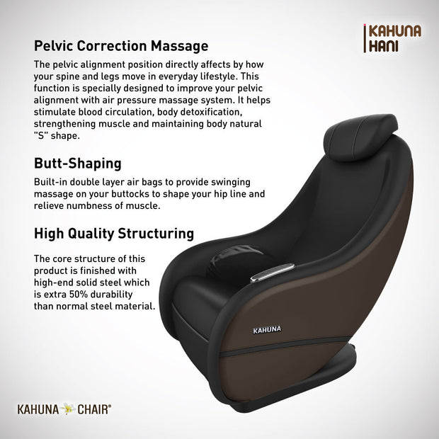 [OFFLINE EXCLUSIVE DEALS] Kahuna Chair HANI Black