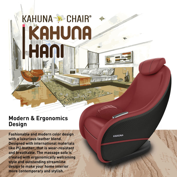 [Floor Model Sale] Kahuna Chair HANI Red