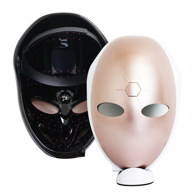 Kahuna Premium NIR LED Mask - Rose Gold/White