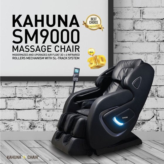 [Floor Model Sale] Kahuna Chair SM-9000 Brown