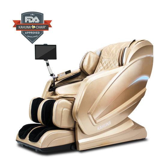 Kahuna Chair HM-KAPPA Gold