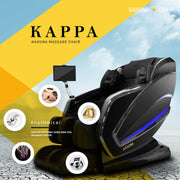 [OFFLINE EXCLUSIVE DEALS] Kahuna Chair HM-KAPPA Black