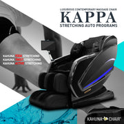 Kahuna Chair HM-KAPPA Black