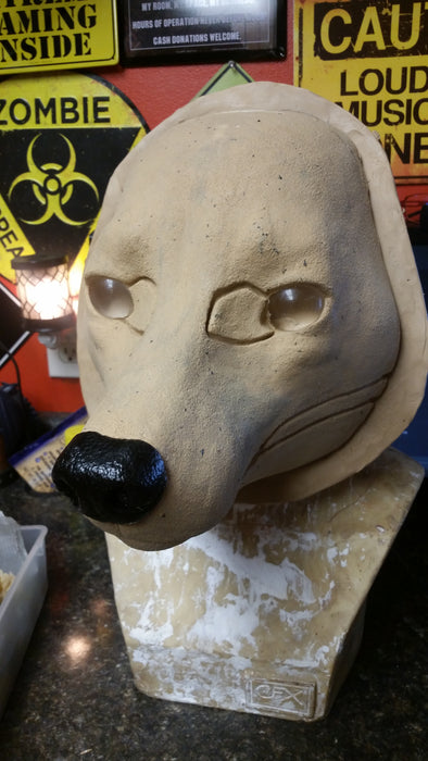 Canine Resin Base